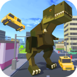 Blocky Zilla: City Crush 1.11 APK (MOD, Unlimited Money)