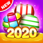 Candy House Fever – 2020 free match game 1.1.5  APK (MOD, Unlimited Money)