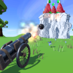 Cannons Evolved – Cannon & Ball Shooting Game 1.3 APK (MOD, Unlimited Money)