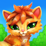Cats & Magic: Dream Kingdom 1.5.32786 APK (MOD, Unlimited Money)