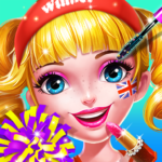 🏀👧💃Cheerleader Dressup – Highschool Superstar 2.6.5026 APK (MOD, Unlimited Money)