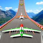 City Airplane Stunts 3D : Gt Racing Stunt Games 1.0.2 APK (Premium Cracked)