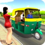 City Auto Rickshaw Tuk Tuk Driver 2019 0.1 APK (MOD, Unlimited Money)