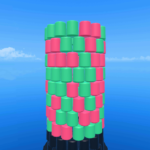 Color Tower-Hit master 1.5.0 APK (MOD, Unlimited Money)