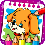 Coloring & Learn Animals – Kids Games 1.16 (MOD, Unlimited Money)