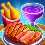 Crazy My Cafe Shop Star – Chef Cooking Games 2020 1.13.9 APK (MOD, Unlimited Money)