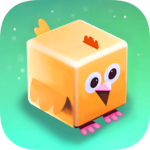 Cubes Rush-Wonder Park 1.1.1APK (MOD, Unlimited Money)