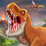 DINO WORLD – Jurassic dinosaur game 11.72 APK (MOD, Unlimited Money)