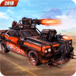 Death Racing Car Traffic Shooting Race 1.8 APK (Premium Cracked)