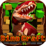 DinoCraft Survive & Craft Pocket Edition 4.2.6 APK (MOD, Unlimited Money)