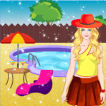 Doll Dress up – Pool Party 1.5.2APK (MOD, Unlimited Money)