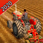 Drive Tractor trolley Offroad :Cargo simulator 1.01 APK (MOD, Unlimited Money)