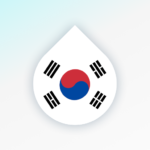 Drops: Learn Korean language and Hangul alphabet 35.43 (MOD, Unlimited Money)