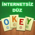 Düz Okey (internetsiz)  APK (MOD, Unlimited Money)   3.0.4
