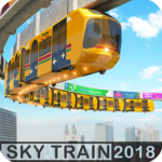 Elevated Train Driving Simulator: Sky Tram Driver 1.5 APK (MOD, Unlimited Money)