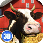 🚜 Euro Farm Simulator: 🐂 Cows 2.3 APK (MOD, Unlimited Money)