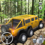 Extreme Offroad Mud Truck Simulator 6×6 Spin Tires 2.4APK (MOD, Unlimited Money)