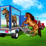 Farm Animal Transport Truck Driving Simulator 16 APK (MOD, Unlimited Money)