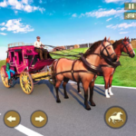 Farm Horse Cargo Cart Transport Offroad Taxi Games 1.5 APK (Premium Cracked)
