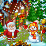 Farm Snow: Happy Christmas Story With Toys & Santa 1.72 APK (MOD, Unlimited Money)