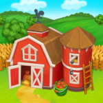 Farm Town: Happy village near small city and town 3.54 APK (MOD, Unlimited Money)