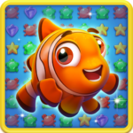 Fish Crush 2 – 2020 Match 3 Puzzle Free New 1.0.2 APK (MOD, Unlimited Money)