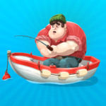 Fisherman Larry: Awesome Idle Fishing. Catch fish. 1.1.3  (1)   APK (MOD, Unlimited Money)