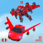 Flying Car- Super Robot Transformation Simulator 1.0.7 APK (MOD, Unlimited Money)