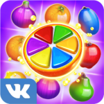 Fruit Land match 3 for VK 1.364.0 APK (MOD, Unlimited Money)