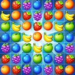 Fruits Forest : Rainbow Apple 1.8.8APK (MOD, Unlimited Money)