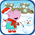 Funny Snowball Battle: Winter Games 1.1.2 APK (Premium Cracked)
