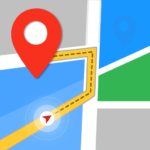 GPS, Maps, Voice Navigation & Directions 9.3 APK (Premium Cracked)