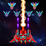 Galaxy Attack: Alien Shooter 27.4 APK (MOD, Unlimited Money)