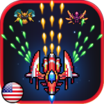 Galaxy Shooter – Falcon Squad 63.5 APK (MOD, Unlimited Money)