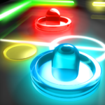 Glow Hockey 2 1.3.9 APK (Premium Cracked)