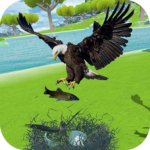 Golden Eagle Survival Simulator: Fish Hunting 3D 1.1 APK (MOD, Unlimited Money)