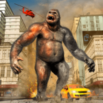 Gorilla Smash City Big Foot Monster Rampage 1.9APK (MOD, Unlimited Money)