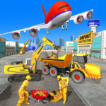 Grand Airport Construction – AirPlane Games 2020 1.0.6 APK (Premium Cracked)