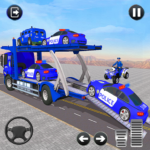 Grand Police Transport Truck 1.0.22  APK (MOD, Unlimited Money)