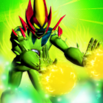 Hero Alien Force Arena Attack Mega Transform War 6.0 APK (MOD, Unlimited Money)