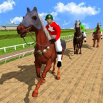 Horse Racing Games 2020: Derby Riding Race 3d 4.2 (MOD, Unlimited Money)