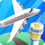 Idle Airport Tycoon – Tourism Empire 1.4.1 APK (Premium Cracked)