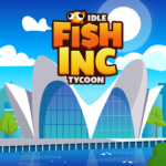 Idle Fish Inc: Aquarium Manager Simulator 1.5.3.2  APK (MOD, Unlimited Money)