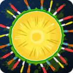 Idle Knife: Slash The Fruits 1.6.0 APK (MOD, Unlimited Money)