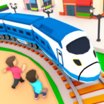 Idle Sightseeing Train – Game of Train Transport 1.1.8 APK (MOD, Unlimited Money)