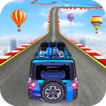 Impossible Jeep Stunt Driving: Impossible Tracks 1.1 APK (MOD, Unlimited Money)