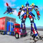 Indian Police Robot Transform Truck 1.9 APK (MOD, Unlimited Money)
