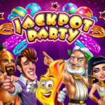 Jackpot Party Casino Games: Spin FREE Casino Slots 5016.02 APK (Premium Cracked)