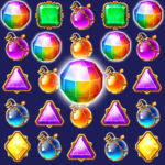 Jewel Castle™ – Classical Match 3 Puzzles 1.8.1 APK (MOD, Unlimited Money)