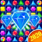 Jewel Crush™ – Jewels & Gems Match 3 Legend 4.4.1 APK (MOD, Unlimited Money)